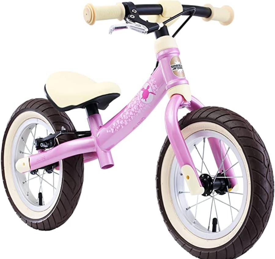 Bicicleta sin pedales infantil BIKE STAR 2 en 1